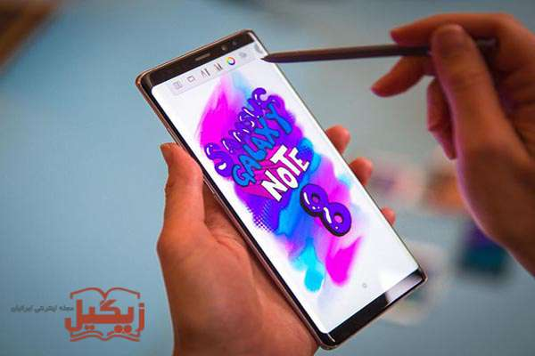 Galaxy Note 8 and Galaxy S9 phones – 2